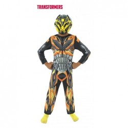 DISFRAZ TRANSFORME BUMBLE BEE
