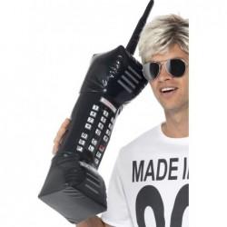 TELEFONO MOVIL RETRO INFLABLE