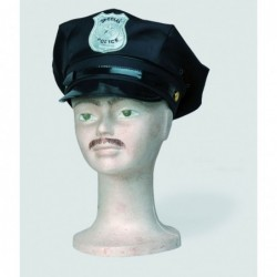 GORRA POLICIA AMERICANO