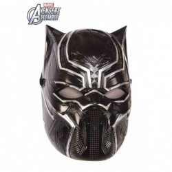 MASCARA BLACK PANTHER INFANTIL