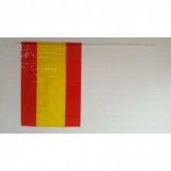 BANDERA ESPAÑA 75X50 CM