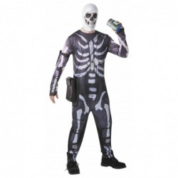 DISFRAZ SKULL TROOPER FORTNITE